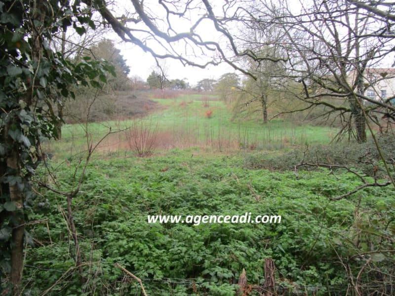 Vente terrain Exireuil 44000€ - Photo 1
