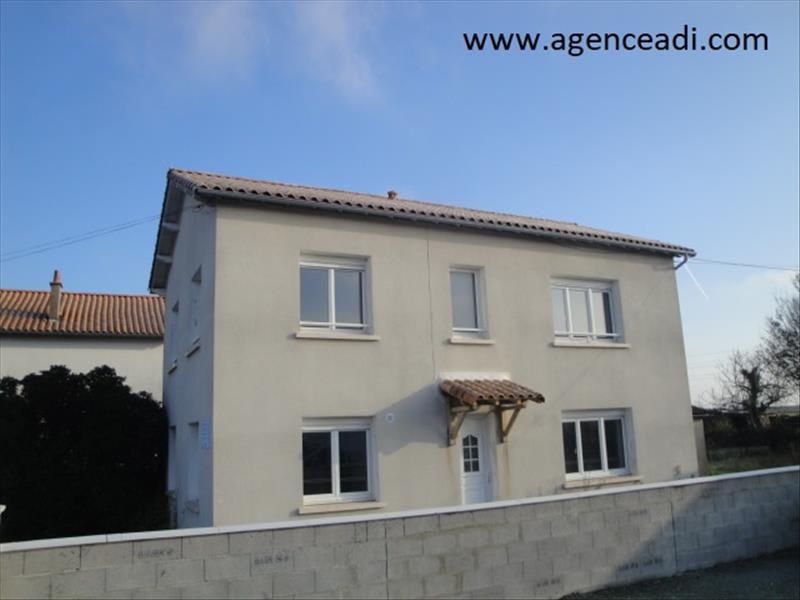 Vente maison / villa La creche 166400€ - Photo 1