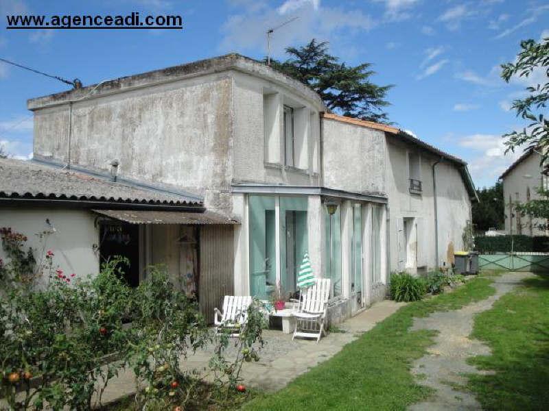 Vente maison / villa Secteur la creche 161000€ - Photo 1