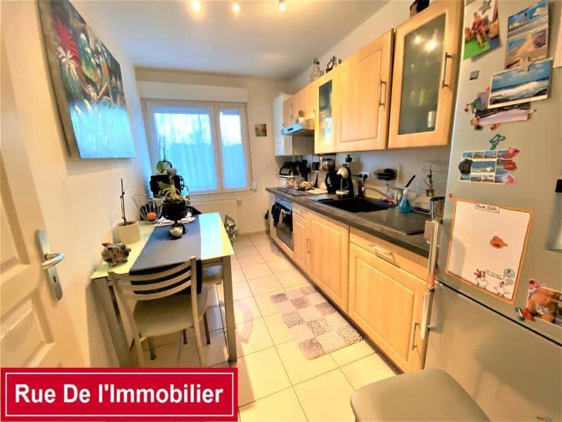 Vente appartement Dettwiller 106000€ - Photo 3