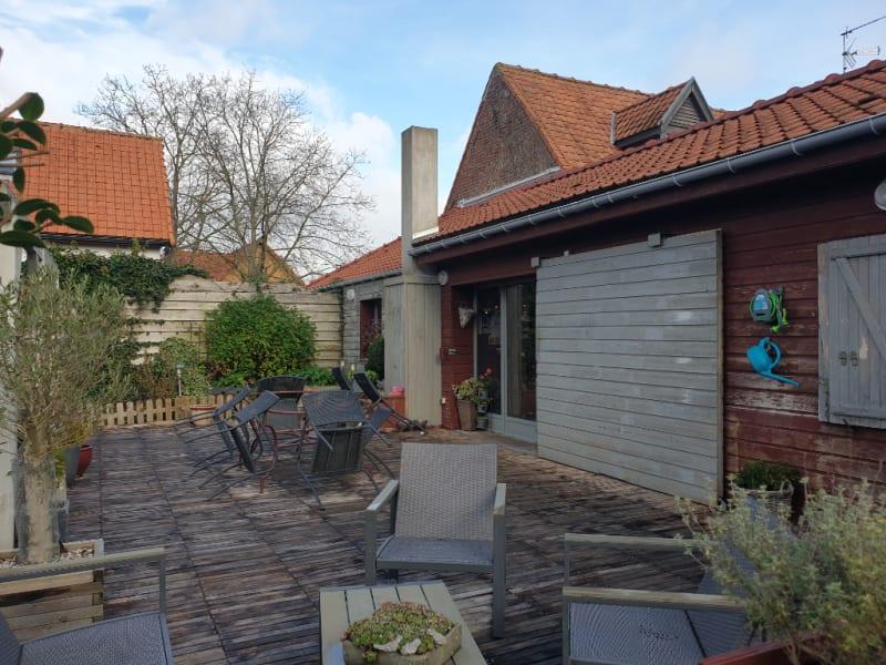 Sale house / villa Houlle 272480€ - Picture 1