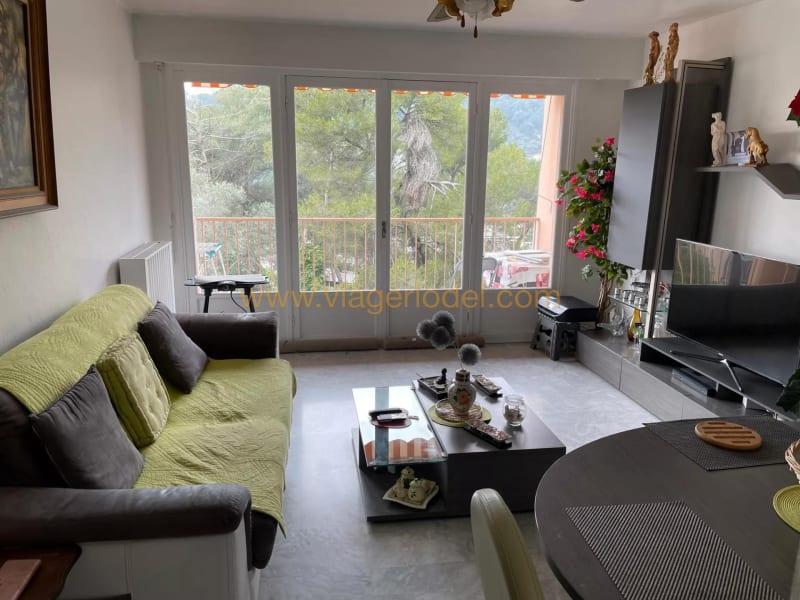 Life annuity apartment La trinité 63500€ - Picture 1