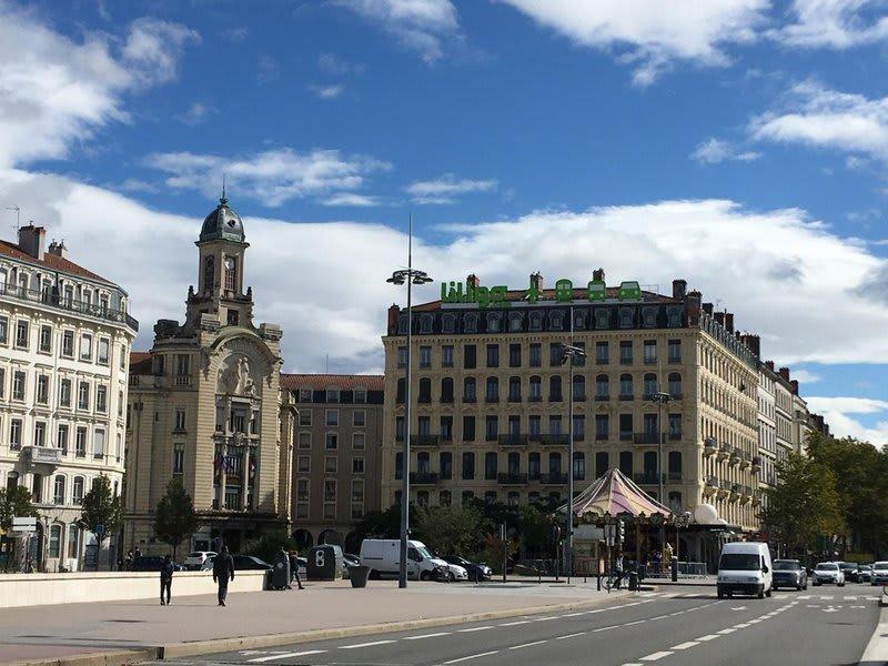Verkauf wohnung Lyon 7ème 158000€ - Fotografie 6