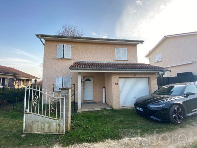 Vente maison / villa Bourgoin jallieu 179900€ - Photo 1