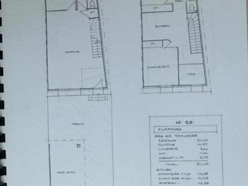 Vente immeuble Belleville 2280000€ - Photo 4