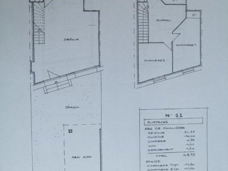 Vente immeuble Belleville 2280000€ - Photo 5
