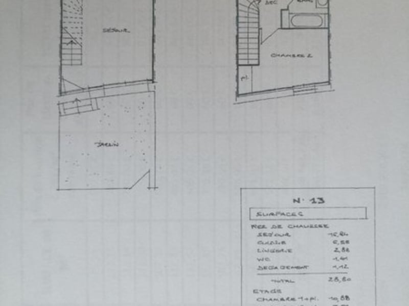 Vente immeuble Belleville 2280000€ - Photo 7