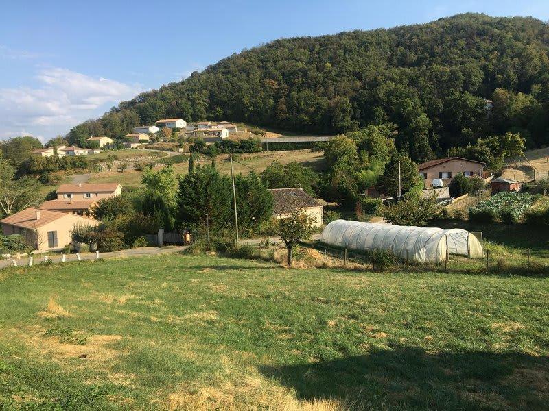 Vente terrain Andance 74000€ - Photo 1