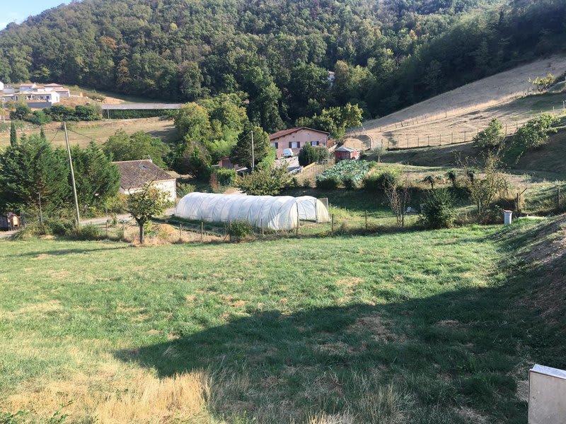Vente terrain Andance 74000€ - Photo 2