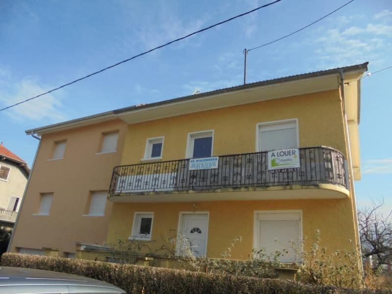 Rental apartment Cluses 656€ CC - Picture 1