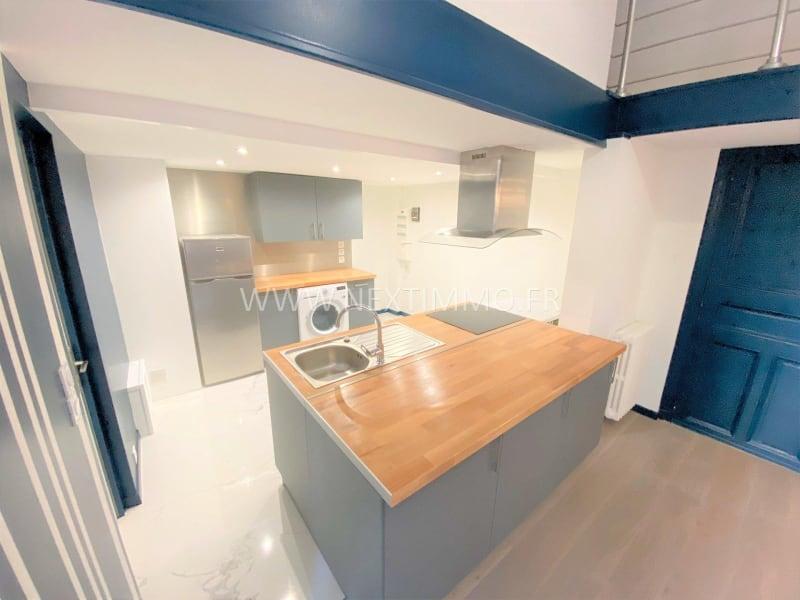 Revenda residencial de prestígio apartamento Menton 260000€ - Fotografia 6