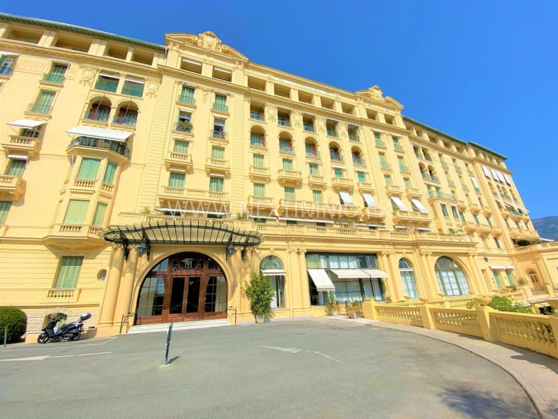 Revenda residencial de prestígio apartamento Menton 260000€ - Fotografia 1