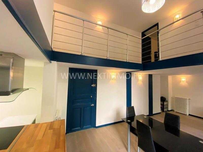 Revenda residencial de prestígio apartamento Menton 260000€ - Fotografia 8