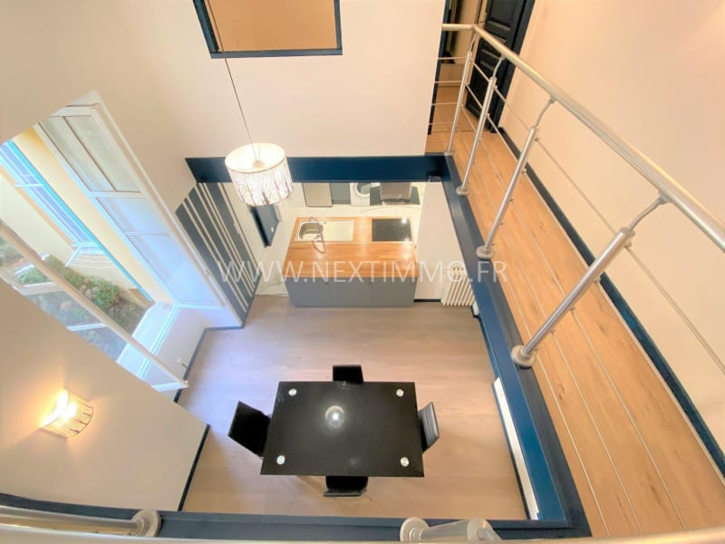 Revenda residencial de prestígio apartamento Menton 260000€ - Fotografia 7