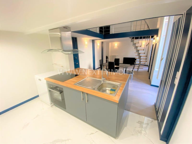 Revenda residencial de prestígio apartamento Menton 260000€ - Fotografia 4