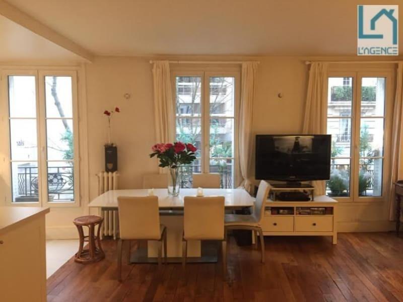 Vente appartement Boulogne billancourt 580000€ - Photo 1