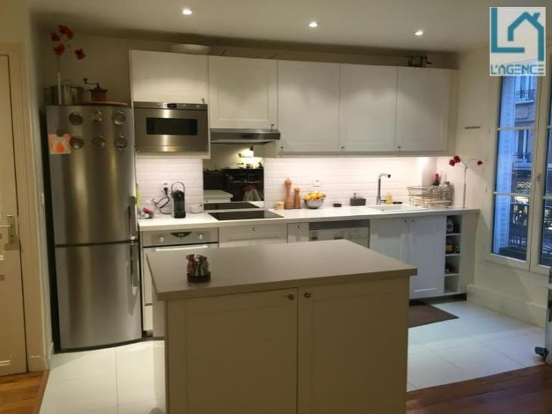 Vente appartement Boulogne billancourt 580000€ - Photo 2