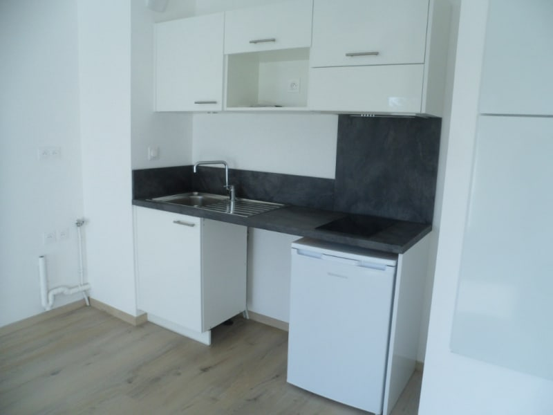 Rental apartment Nantes 595€ CC - Picture 1