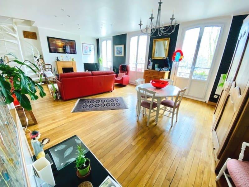 Sale apartment Conflans sainte honorine 421000€ - Picture 2