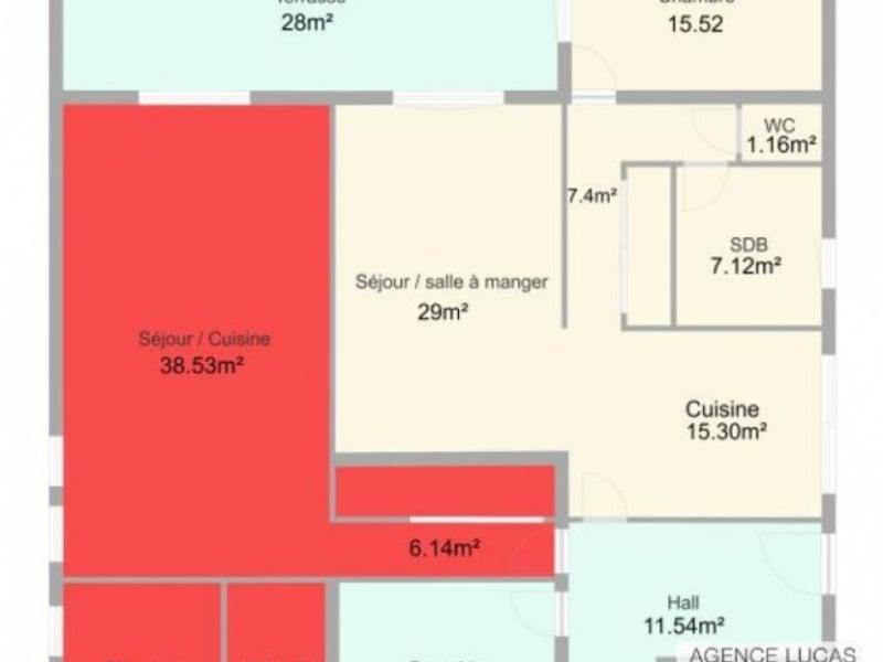 Sale house / villa Verrieres le buisson 1190000€ - Picture 10