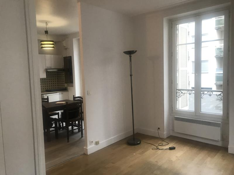 Rental apartment Boulogne billancourt 900€ CC - Picture 3
