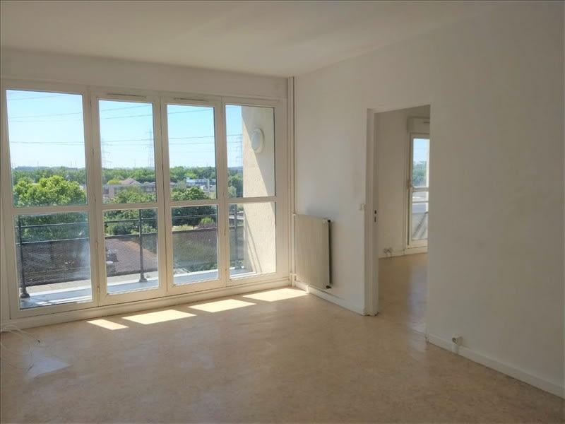 Rental apartment Villeneuve la garenne 850€ CC - Picture 1
