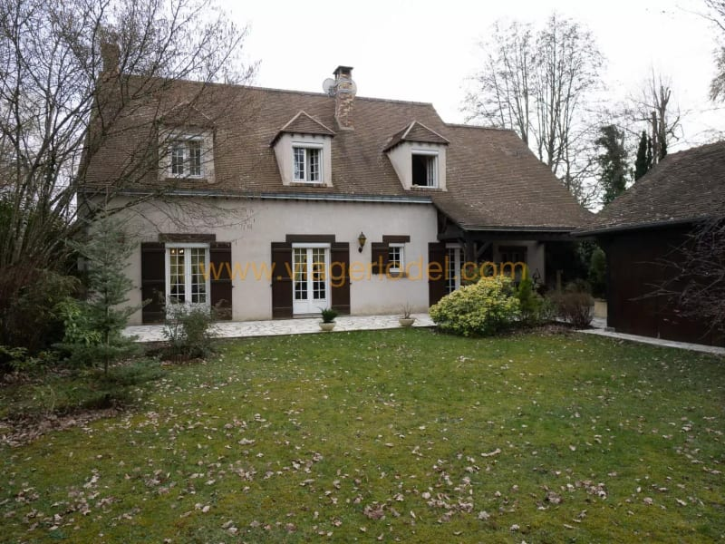 Life annuity house / villa Clairefontaine-en-yvelines 190000€ - Picture 4