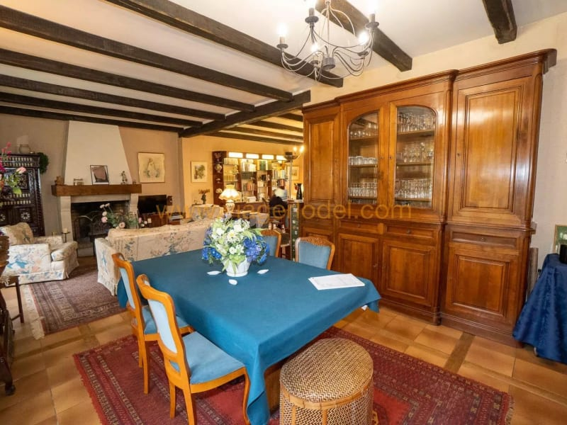 Life annuity house / villa Clairefontaine-en-yvelines 190000€ - Picture 6