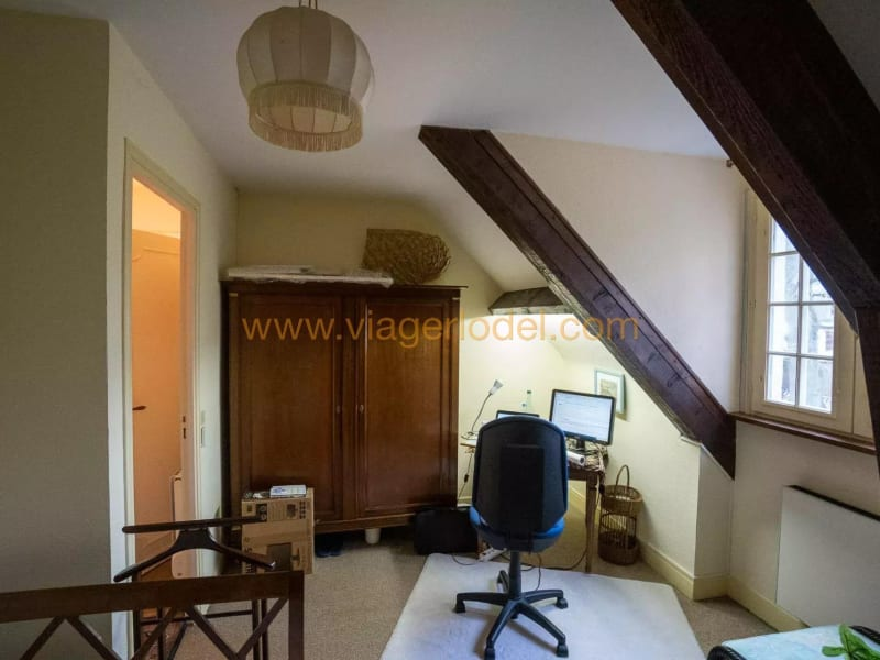 Life annuity house / villa Clairefontaine-en-yvelines 190000€ - Picture 9