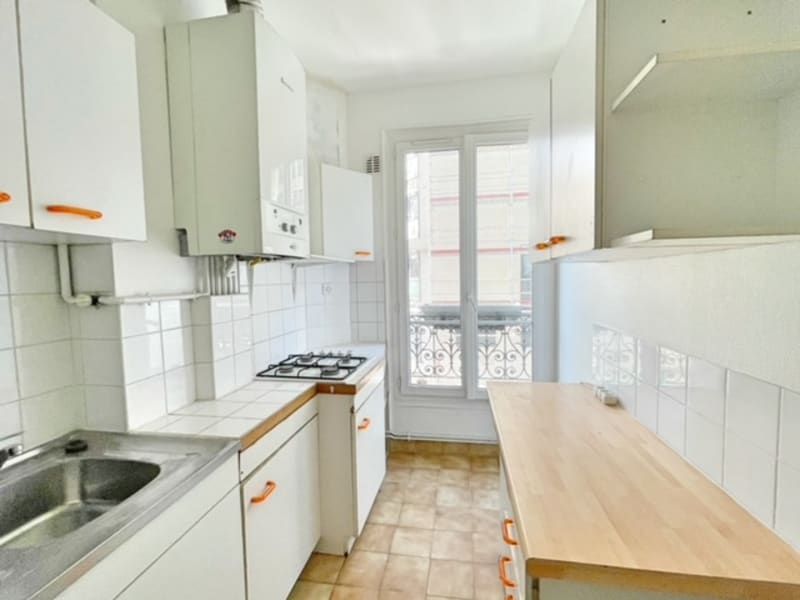 Sale apartment Paris 19ème 420 000€ - Picture 2