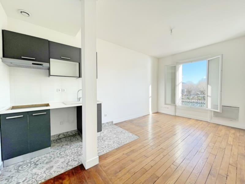 Sale apartment Paris 19ème 410000€ - Picture 2