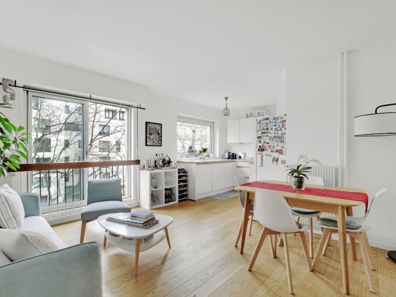 Vente appartement Paris 11ème 661000€ - Photo 1