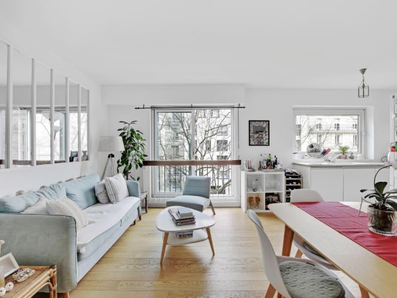 Vente appartement Paris 11ème 661000€ - Photo 2