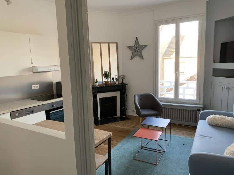 Rental apartment Colombes 1 350€ CC - Picture 1