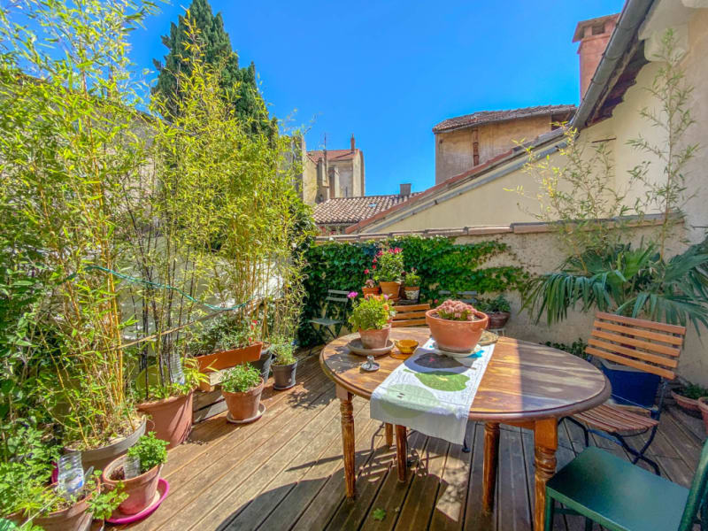 Sale house / villa Avignon 590 000€ - Picture 1