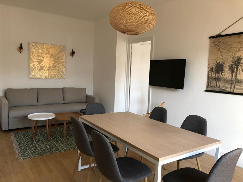 Rental apartment Lyon 6ème 1600€ CC - Picture 1