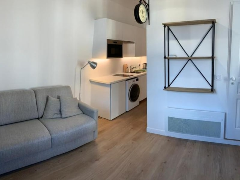 Rental apartment Le pecq 650€ CC - Picture 2