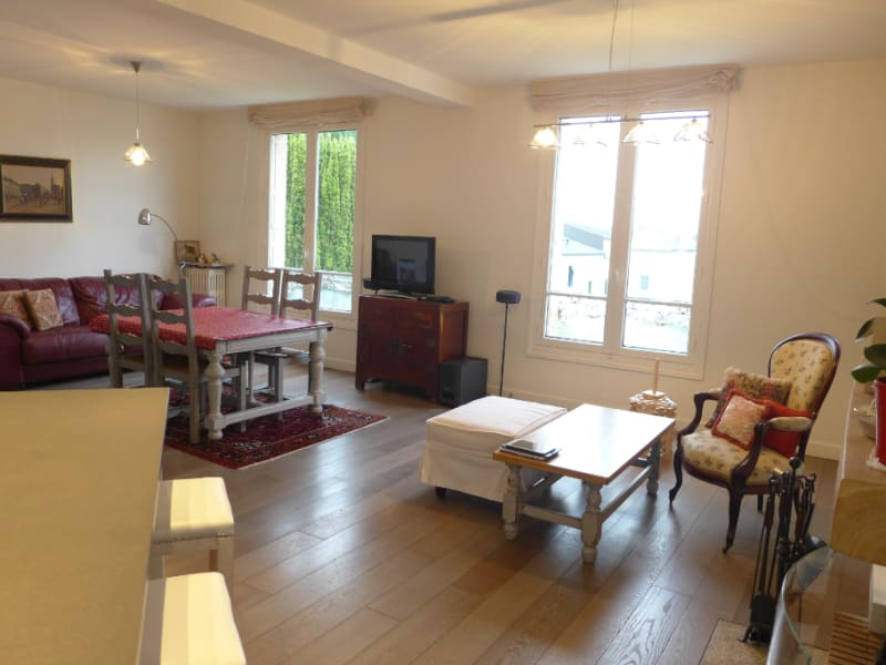Rental house / villa Saint cloud 4200€ CC - Picture 1
