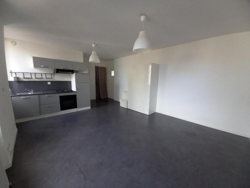 Rental apartment Rennes 625€ CC - Picture 1