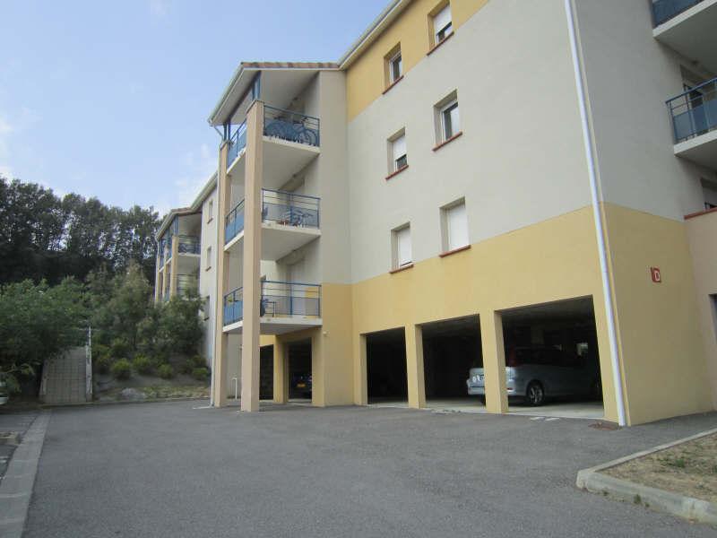 Vente appartement Carcassonne 57000€ - Photo 2