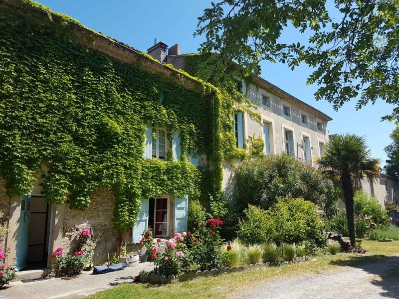Sale house / villa Caux et sauzens 696000€ - Picture 1