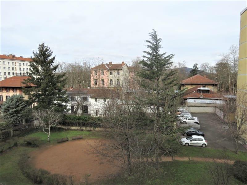 Vente appartement Lyon 4ème 348400€ - Photo 4