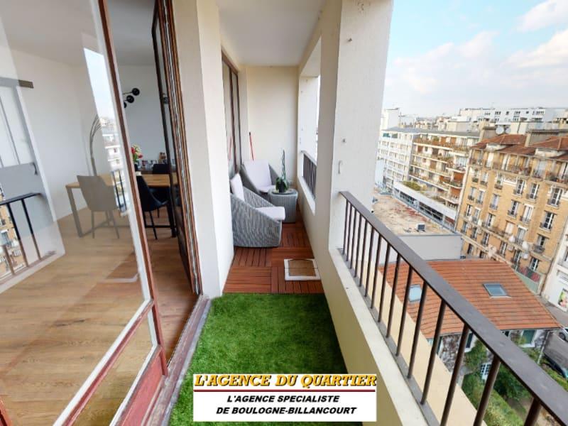 Venta  apartamento Boulogne billancourt 599550€ - Fotografía 1