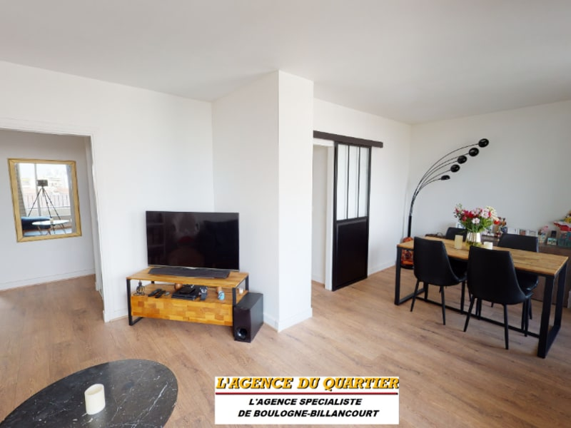 Venta  apartamento Boulogne billancourt 599550€ - Fotografía 2