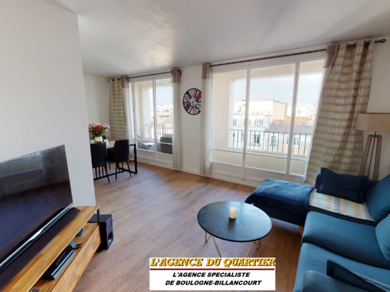 Venta  apartamento Boulogne billancourt 599550€ - Fotografía 3