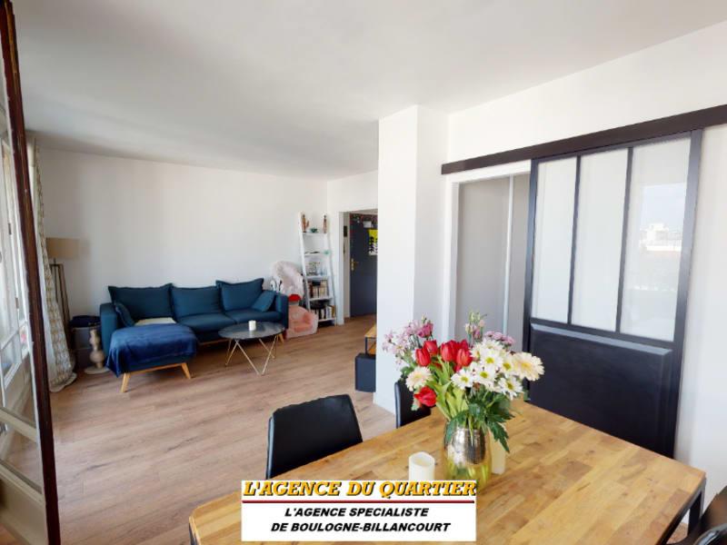 Venta  apartamento Boulogne billancourt 599550€ - Fotografía 4