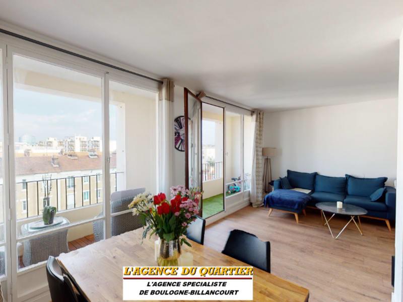 Venta  apartamento Boulogne billancourt 599550€ - Fotografía 7