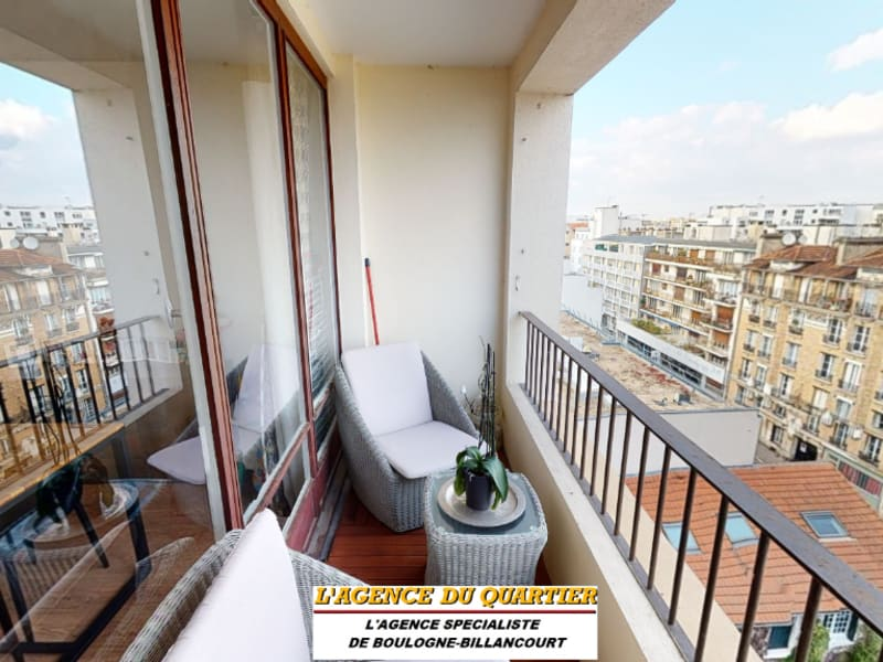 Venta  apartamento Boulogne billancourt 599550€ - Fotografía 8