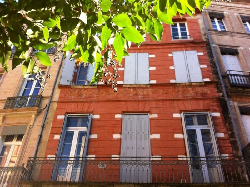 Rental apartment Toulouse 620€ CC - Picture 1