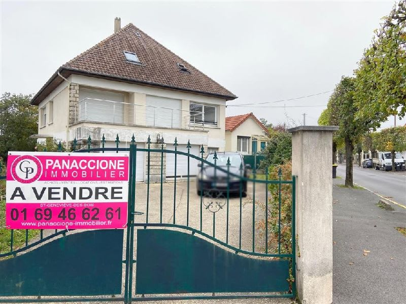 Vendita casa Ste genevieve des bois 559650€ - Fotografia 1